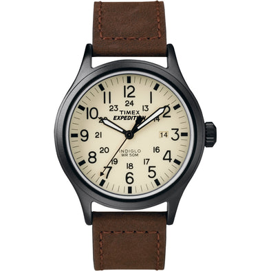 Timex Expedition® Scout Metal Watch - Brown
