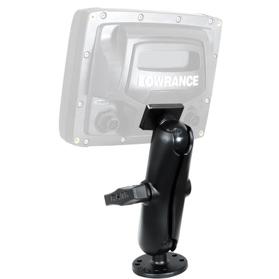 "Lowrance RAM 1.5"" Mark/Elite 5"" Series Quick Release Mount"