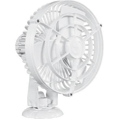 "Caframo Kona 817 12V 3-Speed 7"" Waterproof Fan - White"