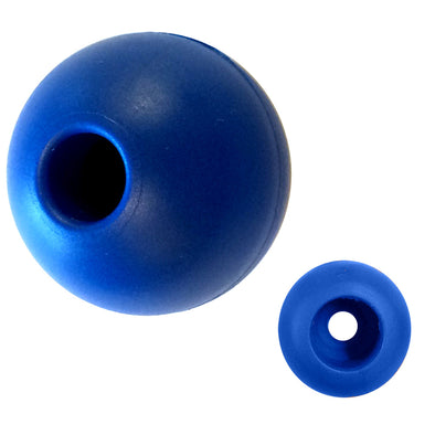 "Ronstan Parrel Bead - 25mm (1"") OD - Blue - (Single)"