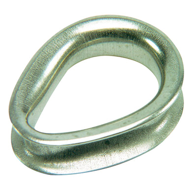 "Ronstan Sailmaker Stainless Steel Thimble - 6mm (1/4"") Cable Diameter"