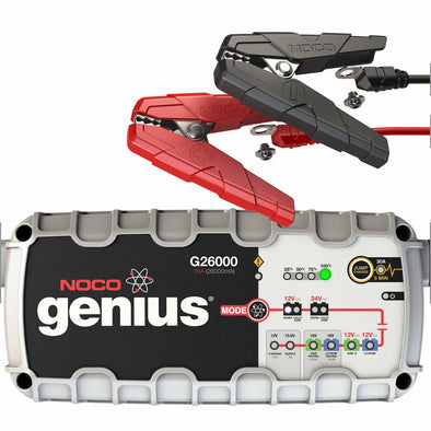 NOCO Genius G26000 12V/24V 26000mA Battery Charger