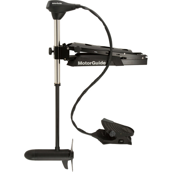 "MotorGuide X5-105FW - Bow Mount Trolling Motor - Foot Control - 105lb-45""-36V"