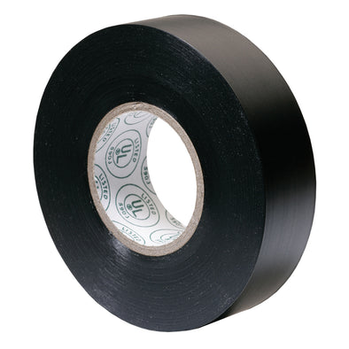 "Ancor Premium Electrical Tape - 3/4"" x 66' - Black"