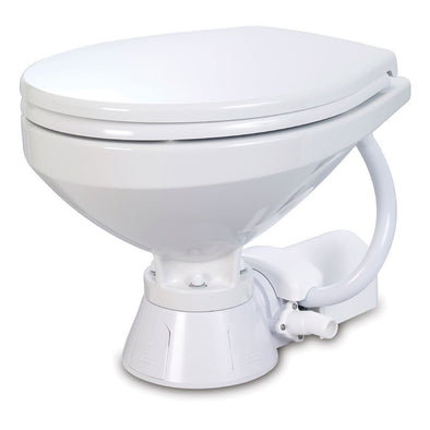 Jabsco Electric Marine Toilet - Regular Bowl - 24V