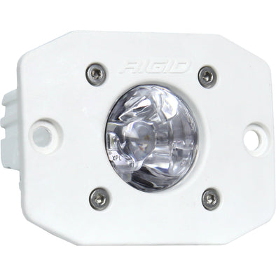 RIGID Industries Ignite Spot - Flush Mount - White