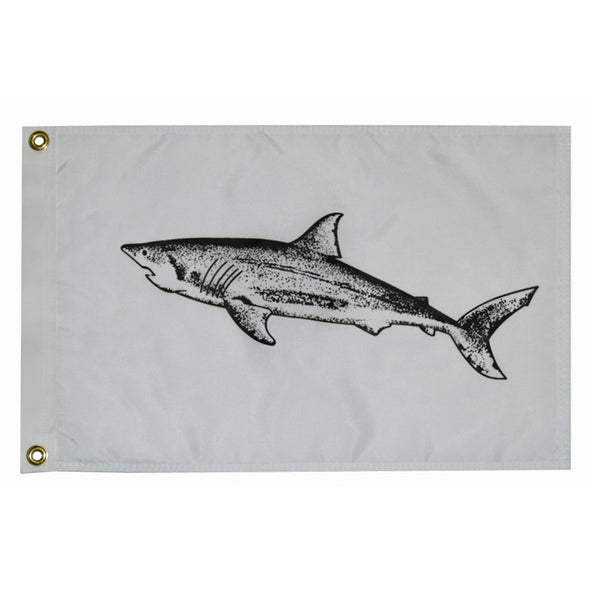 "Taylor Made 12"" x 18"" Shark Flag"