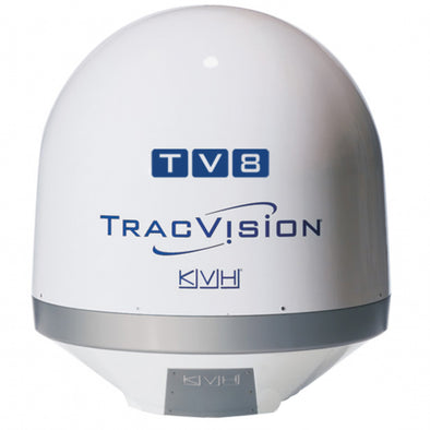 KVH TracVision TV8 Empty Dummy Dome Assembly