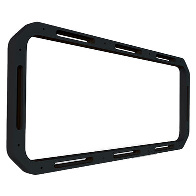 FUSION RV-FS41SPB Sound-Panel 41mm Mounting Spacer - Black<br>
