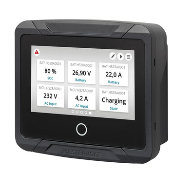 Mastervolt EasyView 5 Touch Screen Monitoring and Control Panel