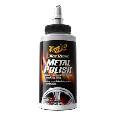 Meguiar's Hot Rims™ Metal Polish