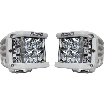 RIGID Industries D-SS Series PRO Spot LED Surface Mount - Pair - White
