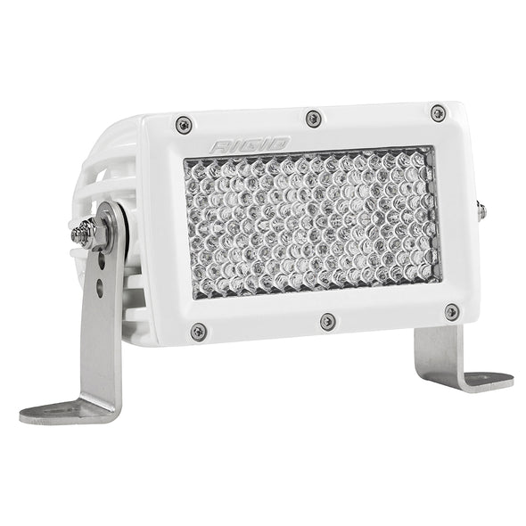 "RIGID Industries E-Series PRO 4""- Flood Diffused - White"