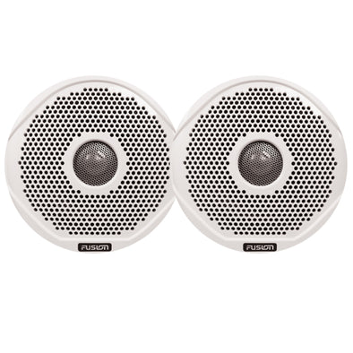 "FUSION MS-FR7GW-7 7"" Grill Covers - White f/ FR Series Speakers"