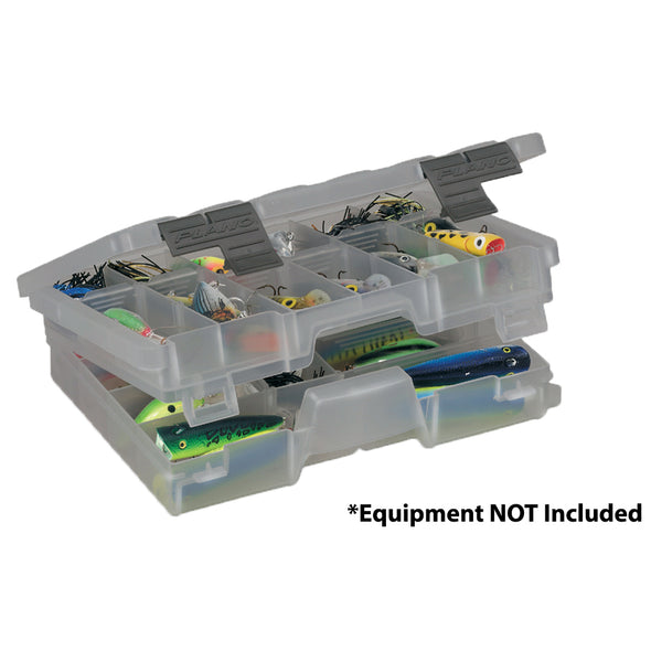 Plano Guide Series™ Two-Tiered Stowaway® Tackle Box
