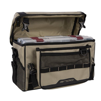 Plano Weekend Series Softsider™ Tackle Bag - 2-3700 Stowaways Included - Tan