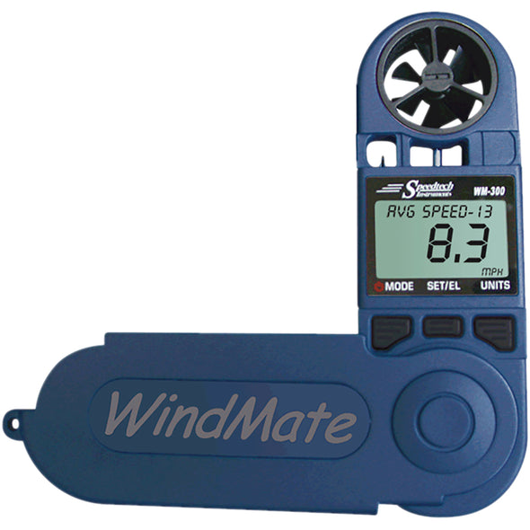 WeatherHawk WM-300 WindMate w/Wind Direction & Humidity