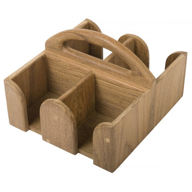 Whitecap Teak 4-Mug Holder