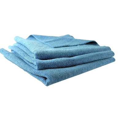Presta Ultra Soft Edgeless Microfiber Cloths - 5-Pack