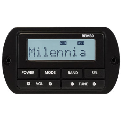 Milennia REM80 Wired Remote