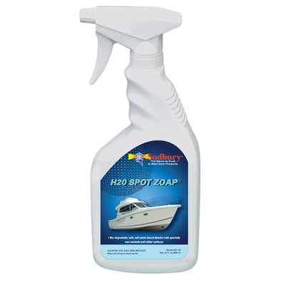 Sudbury H2O Spot Zoap® - 32oz *Case of 6*