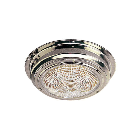 "Sea-Dog Stainless Steel LED Dome Light - 4"" Lens"