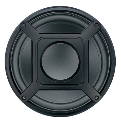 "JENSEN MSW10 10"" Subwoofer w/Black Grill Cover"