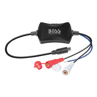 Boss Audio Pod Cable - Connect Any Stereo w/Audio Output f/B82ABT, B64ABT, B62ABT & BM40AMPT Speakers