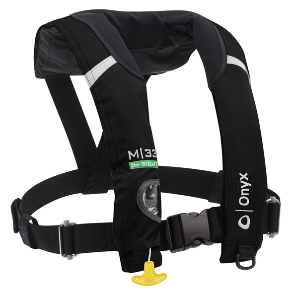 Onyx M-33 Manual Stole Insight Inflatable PFD