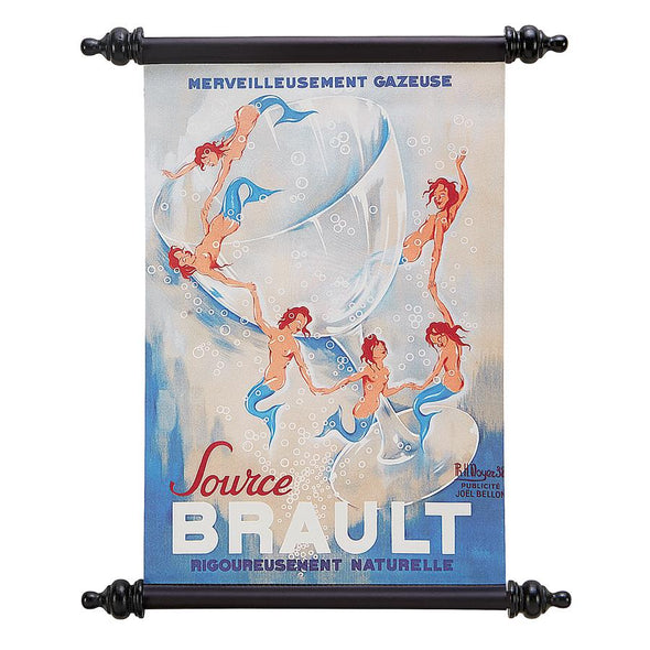 Source Brault Wall Scroll