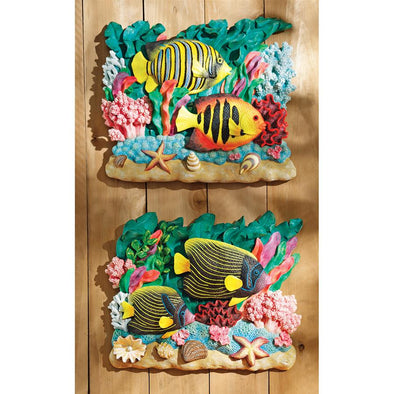 S/2 Great Barrier Reef Fish Plaques