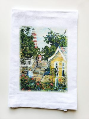Hope Town Memory Tea Towel