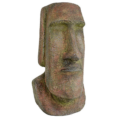 Easter Island Moai Head