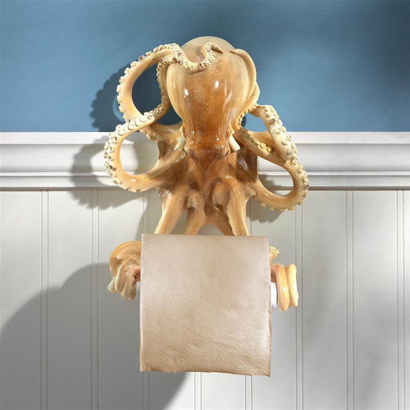Toilet Tentacles Toilet Paper Holder