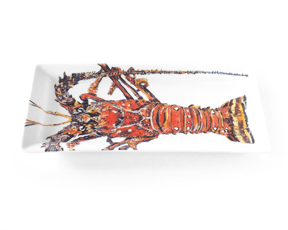 Kitchen Lobster Rectangular platter