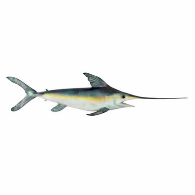 Swordfish Wall Trophy
