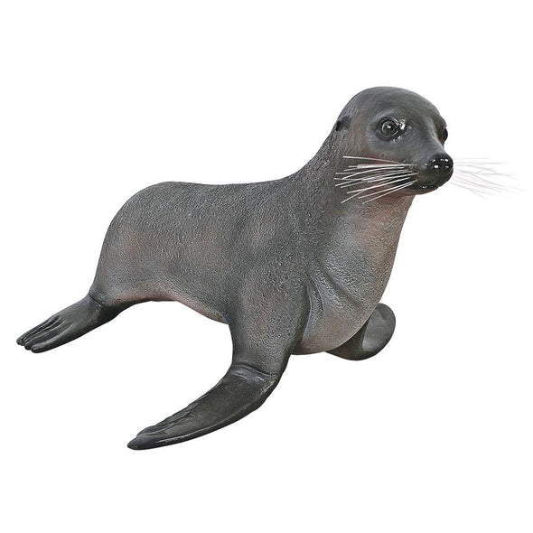Baby Fur Seal Statue