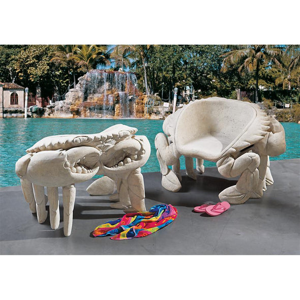 Spice Islands King Crab Chair