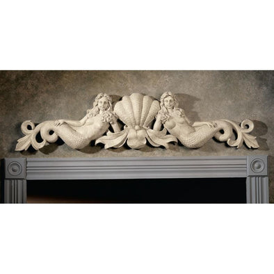 Mermaid Pediment