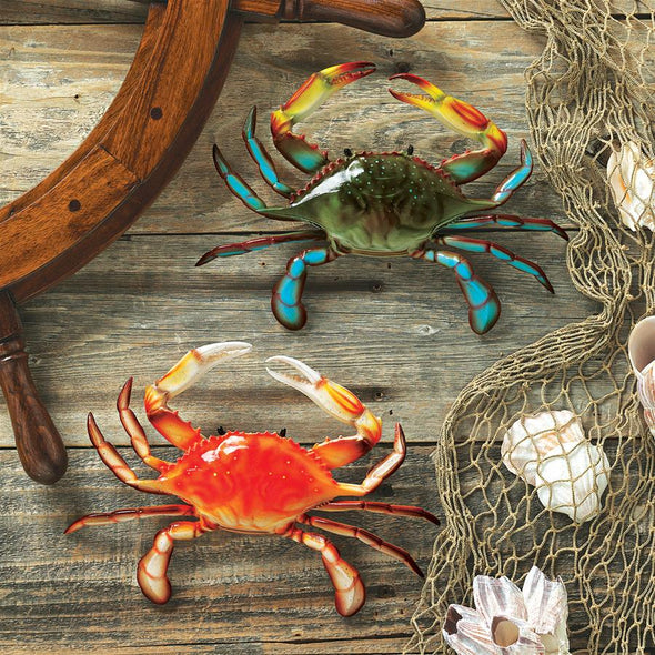 S/2 Tropical Crabs
