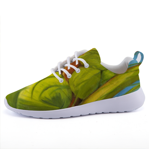 Green Coconuts Lightweight Casual Sneakers