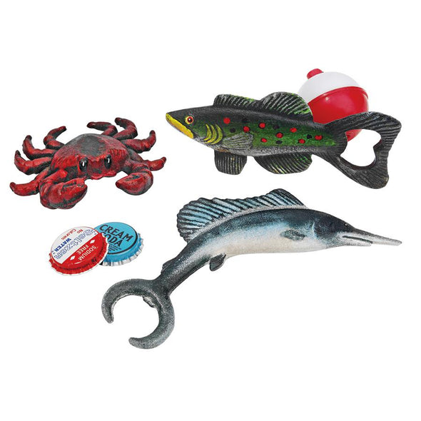 3 Gifts From The Sea Bottle Openers