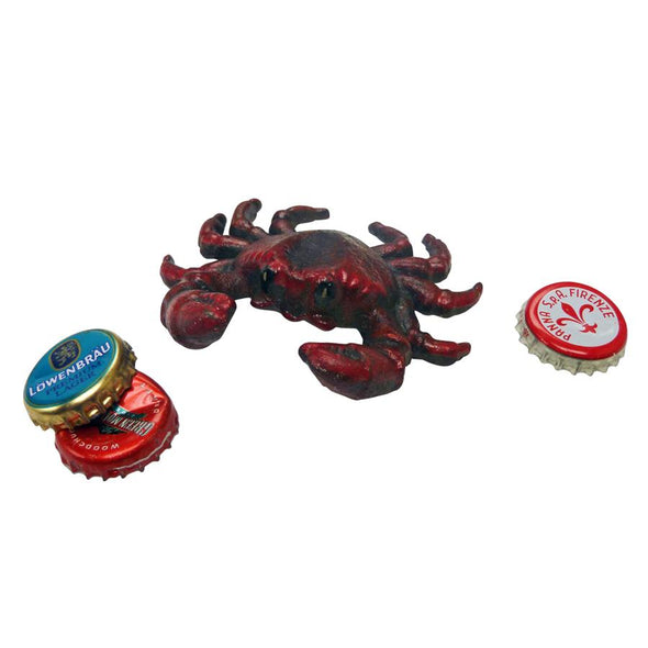 Deep Sea Red Crab Bottle Opener