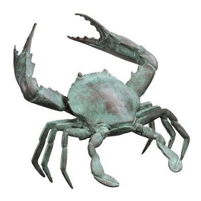 Medium Bronze Crab