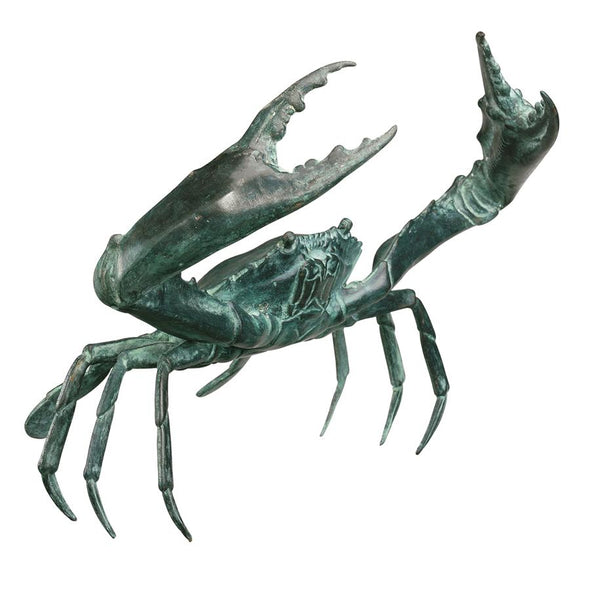 Large Bronze Crab