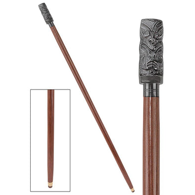 Tiki Luau Walking Stick