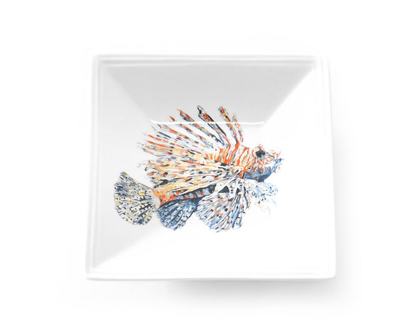 Lionfish from Atlantis Salad Plate