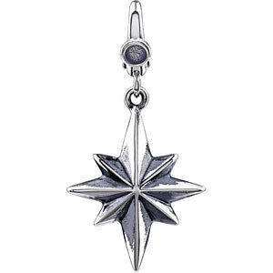 Nautical Star Charm