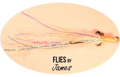 Clouser Minnow Fly by James