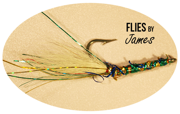 Skipper Minnow Fly by James